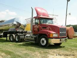 100 Hill Bros Trucking Turkey Dairy Conestoga PA Rays Truck Photos