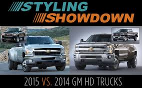 Styling Showdown: 2014 Vs. 2015 Chevrolet Silverado/GMC Sierra HD ... Lvo Truck Tuning Ideas Design Styling Pating Hd Photos The Original For Secondgen Dodge Ram Was A Disaster Fords New 2015 F6f750 Trucks Come With Fresh Engine And Scania Tuning Custom Photo 2019 Chevy Silverado Trim Levels All Details You Need Peterbilt Unveils Special Cadian Anniversary Edition Of Its Model Erodpowered 1978 4x4 Combines Classic Style Modern Unique Truckaccsoires Goinstyle Goinstylenl 2018 Ford F150 Adds Turbodiesel Plus New Safety Tech Styling Nissan Midnight Edition Stateline Gmc Trucks Related Imagesstart 0 Weili Automotive Network