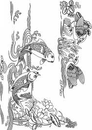 Picture Fish Coloring Pages For Adults 15 Your Seasonal Colouring With