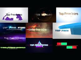 Intro Template Download Free Sony Vegas 3d Photo Frame Images Of Pro