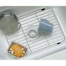 better housewares stainless steel 16 sink protector walmart com
