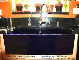 Whitehaus Farm Sink Drain by Whitehaus Whqdb532 Double Bowl Fireclay 33 U0027 U0027 Farmhouse Apron