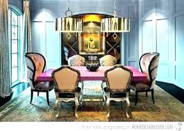Eclectic Dining Room Sets Chairs Furniture Winning