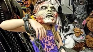 Spirit Halloween Animatronic Mask by Spirit Halloween Masks Youtube