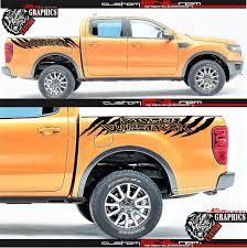 100 Ford Stickers For Trucks Ranger Custom