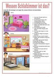 daf schlafzimmer arbeitsblätter beliebteste ab 11