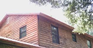 100 Cedar Siding Staining Shake Staining And Wood Staining