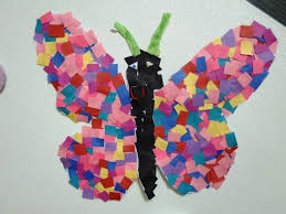 Butterfly Crafts For Kindergarten