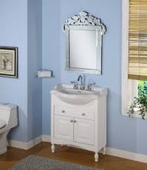 Shabby Chic Bathroom Vanity Light by Bathrooms Design Scd Blue Erin Shabby Chic Kitchen And Bath