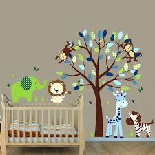 Tree Wall Decor Baby Nursery by Wall Ideas Elephant Nursery Wall Art Uk 2628 Village Green