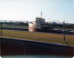 Where Did The Edmund Fitzgerald Sank Map by The Edmund Fitzgerald In The Soo Locks Michigan In Pictures