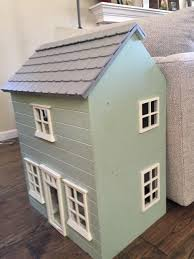 Pottery barn doll house with furniture Baby & Kids in Belmont