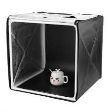 104 Studio Tent Portable 80x80x80cm Photography Softbox Led Light Box Shooting