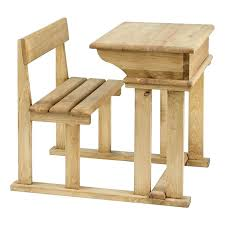 bureau d 馗olier ancien en bois 1 place bureau pupitre adulte pupitre daccolier 1 place dacco annaces