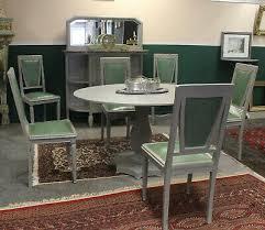 esszimmer vintage shabby chic deco landhaus mehrfarbig