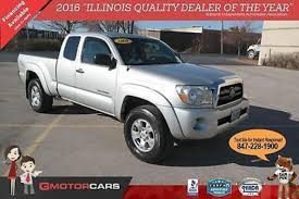 Toyota Tacoma Pickup 4 Door In Illinois For Sale ▷ Used Cars On ...