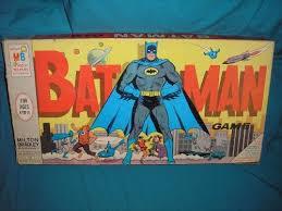1966 Vintage Original BATMAN Board Game In The Box 4648 Rubys Room