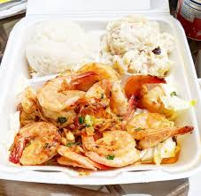 100 Geste Shrimp Truck Hawaiian Scampi Pretty Large Plate For 13 Yelp