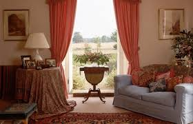 Fresh Living Room Medium Size Formal Curtain Ideas Dining Adorable Soft Red F Curtains