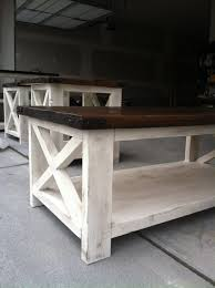 Ana White Rustic X Coffee Table Diy Projects Plans Free Wood Anna