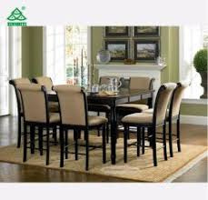 Modern Dining Chair Room Furniture Table Set For Hotel Resaturant