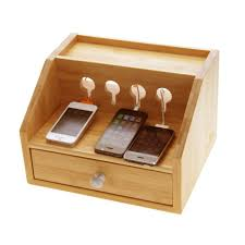 Desk Drawer Organizer Uk by Gadgets Desktop Organiser Cable Tidy With A Drawer Amazon Co Uk
