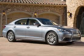 2016 Lexus LS 460 Sedan Pricing For Sale