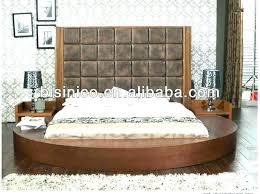 chambre bois massif contemporain chambre avec lit rond lit bois massif contemporain lit contemporain