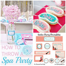 Earth Day Party Ideas How To Throw A Spa And Make