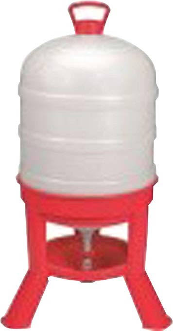 Little Giant Plastic Dome Poultry Waterer - 10gal