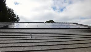 install solar panels tile roof roofing contractors