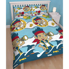 jake the neverland pirates bedroom duvet covers curtains