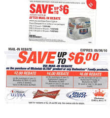 Cheap Beer for AZ CA and NV Bud Coors Miller 30 pack $10 99