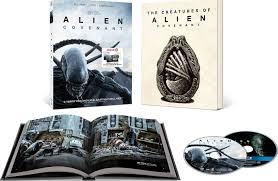 100 Blu Home Video Alien Covenant Details Dread Central