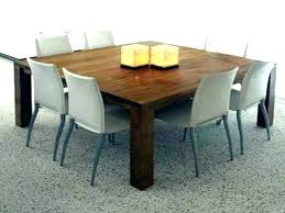 Dining Room Sets For 8 Square Table Seats Best Of Tables