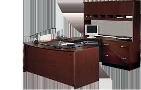 Bush Cabot L Shaped Desk Office Suite by Desk Bush Tuxedo L Desk Mocha Cherry Bush Cabot Collection L