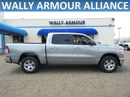 100 Armour Truck New 2019 RAM AllNew 1500 Big HornLone Star Crew Cab In Alliance