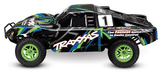 100 Short Course Truck Traxxas Slash XL5 110 RTR 4WD W Battery And