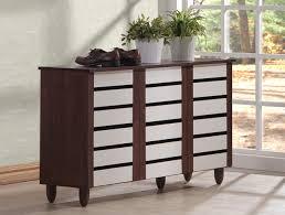 Simms White Modern Shoe Cabinet by Furniture Incredible Baxton Studio Shoe Cabinet Fancy White