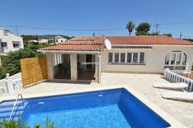 100 Villa In For Sale In Calpe Calp Carrio Alto With Swimming Pool
