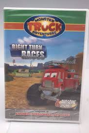 Monster Truck Adventures: Right Turn Races (DVD, 2012) | EBay Monster Trucks Bluray Dvd Talk Review Of The Dvd Cover Label 2016 R1 Custom Fireworks Us Off Road 1987 Duke Archive Video Archives Comingsoonnet Thaidvd Movies Games Music Value Details About Real Wheels Mega Truck Adventures Bulldozer Blaze And The Machines Tv Series Complete Collection Box Rolling Vengeance Kino Lorber Theatrical Comes To April 11th Digital Hd March 2015 Outback Challenge Out Now Intertoys Buy Season 1 Vol