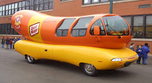 Oscar Mayer Wienermobile Visiting Illinois This Week