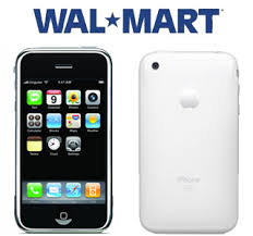 Walmart to sell 8GB and 16 GB iPhone 3G Mobiletor