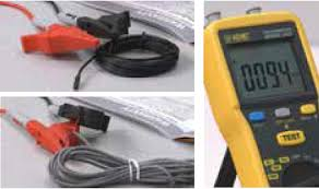 Warm Tiles Thermostat Gfci Tripping by How To Conduct Ditra Heat Heating Cable Tests Knowledge Center