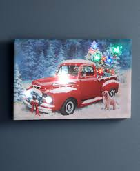 100 Truck Lite Cross Reference Light And Sound Christmas Canvas Wall Art LTD Commodities