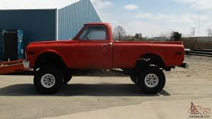 100 Ebay Trucks For Sale Used 1969 GMC 4WD C1500 PICKUP USED GOOD PROJECT TRUCK