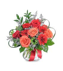 Scarlet Flame In East Syracuse NY Whistlestop Florist Inc
