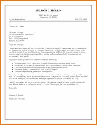 Proper Cover Letter Heading Icardibaldoco