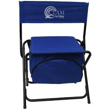 Coleman Oversized Quad Chair With Cooler Pouch by Backpack Cooler Chair The Backpack Cooler Chair Clam Folding