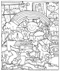 Noahs Ark Coloring Pages For Toddlers And The Page Building Adult Printable Click To View Noah